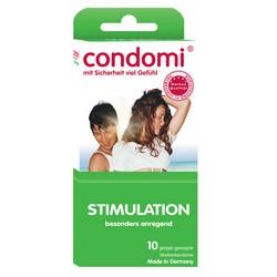 Condomi Stimulation...