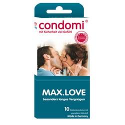 Condomi Max Love...