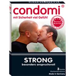 Condomi Strong - 3...