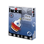Luxe Condoms Royal Express 1 stuk