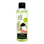 Shiatsu luxe body olie - Limoen