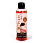Shiatsu luxe body olie - Chocolade Mint