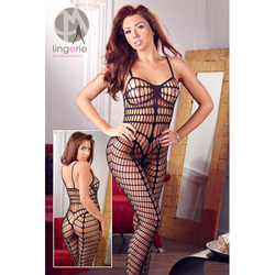 Catsuit Lattice -...