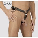 Leather men belt S-L