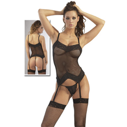 Basque Set Black