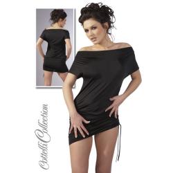 Zwart sexy jurk