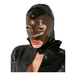 Latex-Kopfmaske in...