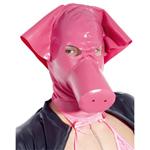 Latex Masker -...