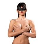 Zwart masker Avanza