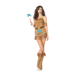 Tribal Goddes Costume