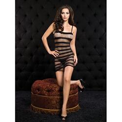 Mini dress with...