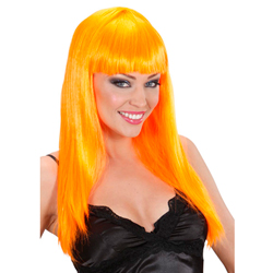 Beautiful Orange Wig