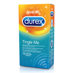 Durex Tingle Me 12...