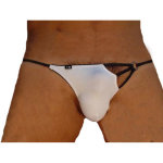 Men's string white