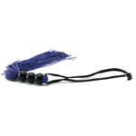 S&M Small Rubber Whip: Purple