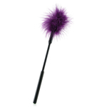 S&M Feather Tickler - Purple