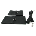 S&M Ankle, Wrist and Tether 3PC kit