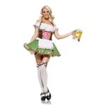 Bier Meisje kostuum