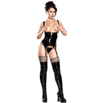 Cupless Corselet & G-string