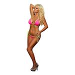 Bikinitop en broekje - Roze