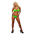 Neon Groen Bikini...