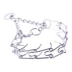 Halsband met pinnen