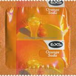 EXS Orange Soda - 100 Condoms