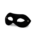 Eye mask Leather Black