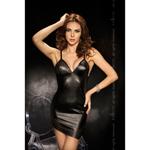 Zwarte jurk Roca