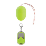 10 Speed Remote Vibrating Egg Green