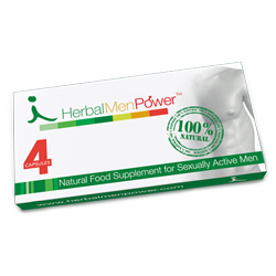 Herbal Men Power Erectiepillen