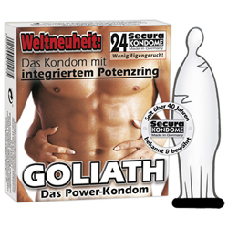 Secura Goliath 24 pcs