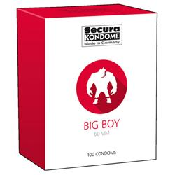 Big Boy Condoms - 100 Stuks