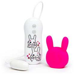 Honey Bunny Petal Vibe Stimulator