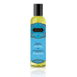 Kamasutra Aromatic Massage Oil Serenity