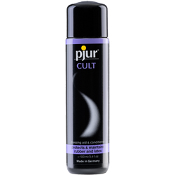 Pjur - Cult Latex Gel voor latex kleding - 100 ml
