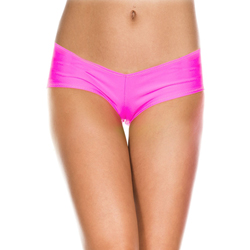 Micro Mini Shorts NEONPINK