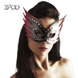Lederen Gezicht Masker