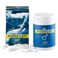Hot Power Caps Men 60 pcsHot Power Caps für den Mann 60 Stück