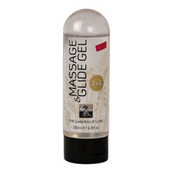 Shiatsu Massage Glide Gel - 200 ML
