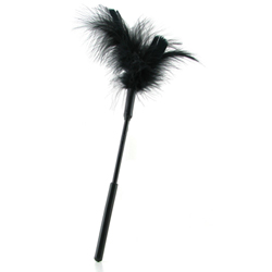 S&M Feather Tickler - Black