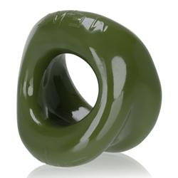 Meat - Padded Cock Ring - Army Green -2