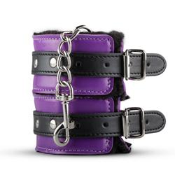 Hunter Ankle Cuffs - Purple