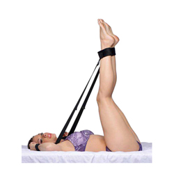 Spread Me Leg Strap Positioning Aid with Ankle Cuffs