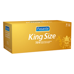 144 king size condooms