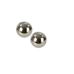 Silver Ben Wa Balls