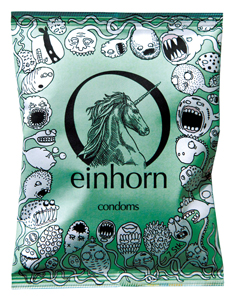 einhorn Kondome sperm monsters