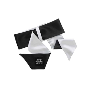 Soft Limits - Satin Restraint Wrist Tie
