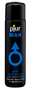 Man Basic Waterglide - 100 ml