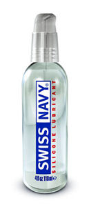Swiss Navy Siliconen Glijmiddel 118 ml